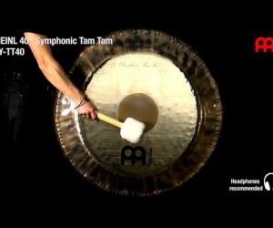 Gong Meinl - Symphonic Chao 40