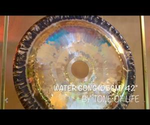 Water Gong 105cm