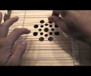 Video ukázka Strunná tamburina II