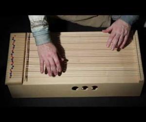 Rezonanční body monochord LENA