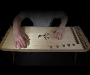 Meditační monochord LENA 100 cm