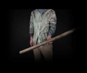 Deštná hůl 100 cm