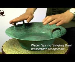 Water Spring Bowl