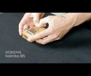 Video ukázka kalimba B5